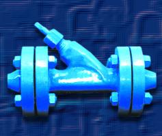 Steel control valves ВР type